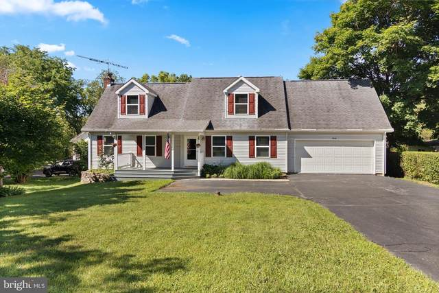2710 Old Bethlehem Pike, SELLERSVILLE, PA 18960 (#PABU503326) :: ExecuHome Realty