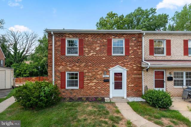 9200 Bridle Path Lane A, LAUREL, MD 20723 (#MDHW283306) :: Blackwell Real Estate