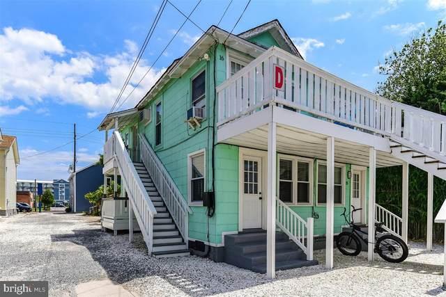 404 Saint Louis Avenue #14, OCEAN CITY, MD 21842 (#MDWO115736) :: CoastLine Realty