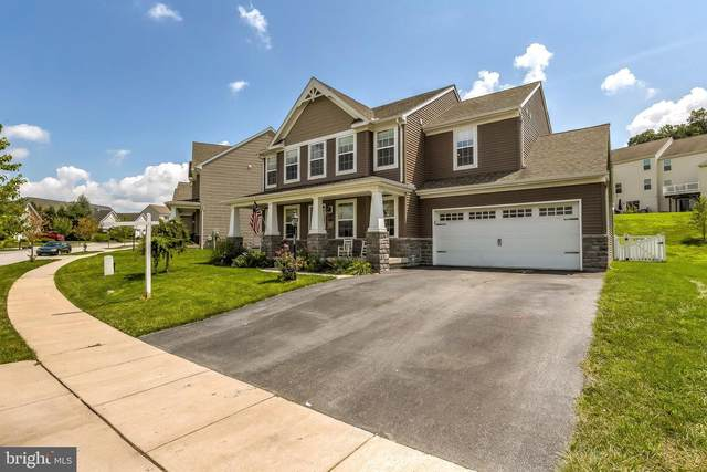 905 Cougar Pointe Circle, SEVEN VALLEYS, PA 17360 (#PAYK142708) :: The Jim Powers Team