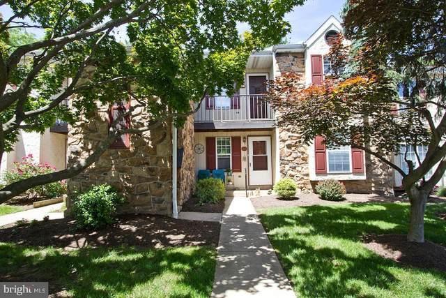 186 Oak Knoll Circle #186, MILLERSVILLE, PA 17551 (#PALA167716) :: ExecuHome Realty
