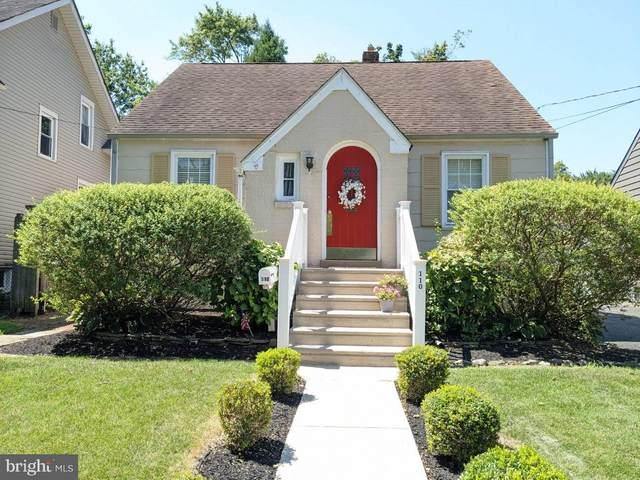 110 Woodland Terrace, OAKLYN, NJ 08107 (#NJCD399462) :: LoCoMusings