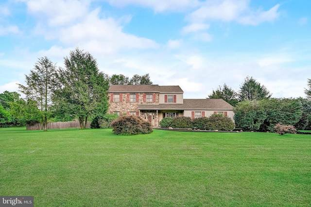 890 Meadowcroft Road, WEST CHESTER, PA 19382 (#PACT512894) :: ExecuHome Realty