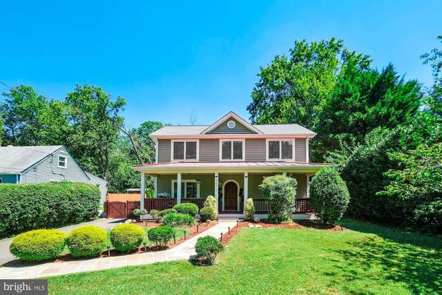 6670 Barrett Road, FALLS CHURCH, VA 22042 (#VAFX1145818) :: ExecuHome Realty
