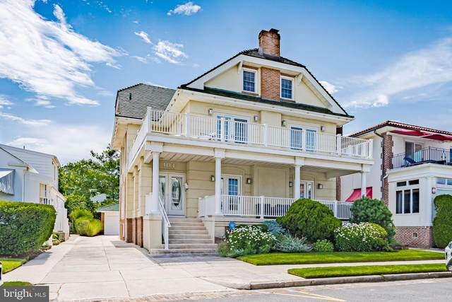 104 S Dorset Avenue, VENTNOR CITY, NJ 08406 (MLS #NJAC114412) :: The Dekanski Home Selling Team