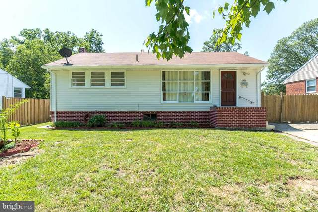 6406 Inlet Street, NEW CARROLLTON, MD 20784 (#MDPG576498) :: John Lesniewski   RE/MAX United Real Estate