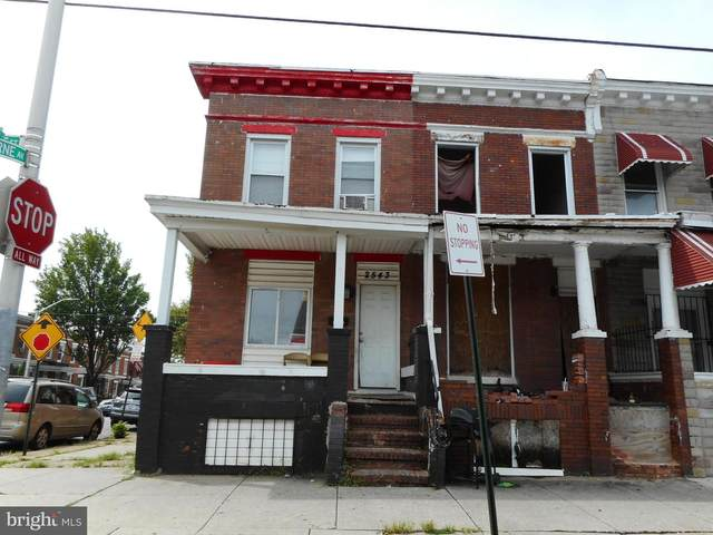 2543 E Biddle Street, BALTIMORE, MD 21213 (#MDBA519242) :: Jennifer Mack Properties