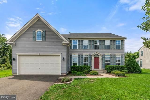 10929 Southcoate Village Drive, BEALETON, VA 22712 (#VAFQ166640) :: Dart Homes