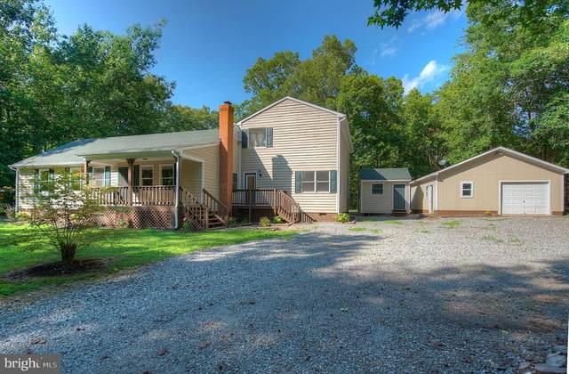 494 Kentucky Springs Road, BUMPASS, VA 23024 (#VALA121650) :: LoCoMusings