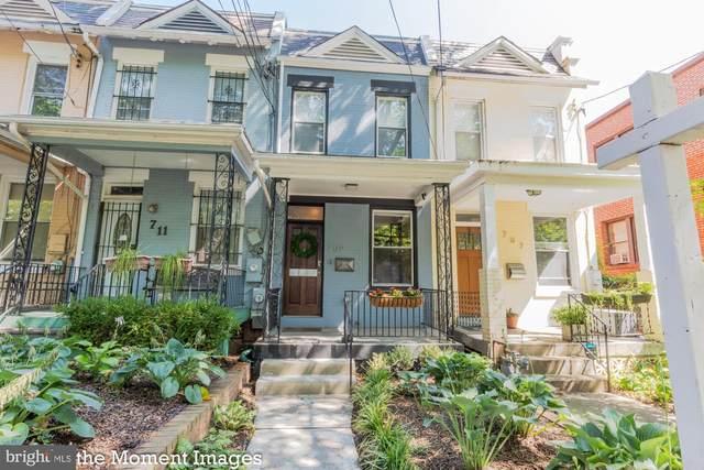 709 Jefferson Street NW, WASHINGTON, DC 20011 (#DCDC480416) :: Crossman & Co. Real Estate
