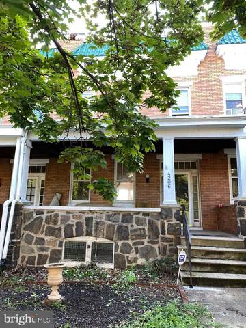 4206 Falls Road, BALTIMORE, MD 21211 (#MDBA519256) :: The Licata Group/Keller Williams Realty