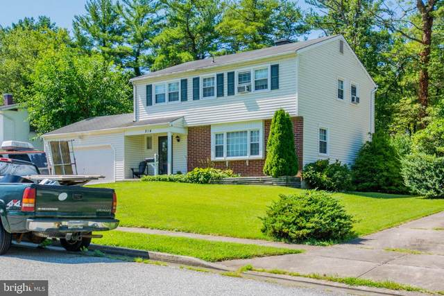214 Doncaster Road, JOPPA, MD 21085 (#MDHR250064) :: CR of Maryland