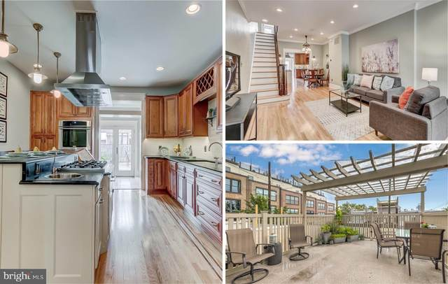 625 S Conkling Street, BALTIMORE, MD 21224 (#MDBA519268) :: John Smith Real Estate Group