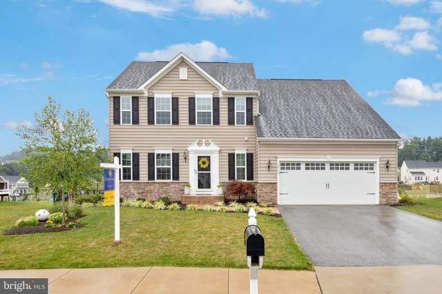 864 Amherst Lane, WESTMINSTER, MD 21158 (#MDCR198590) :: CR of Maryland