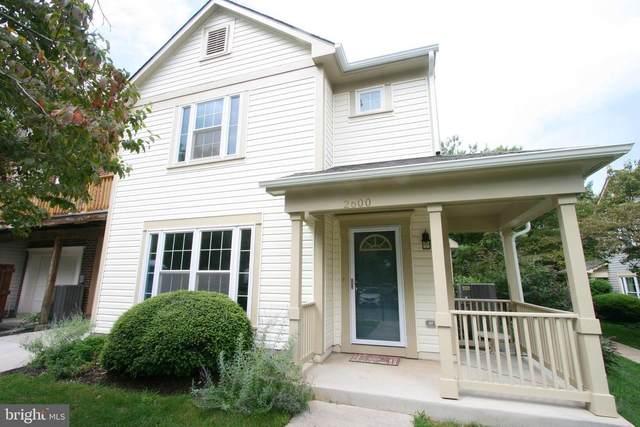 2600 Warren Way 3-12, FREDERICK, MD 21701 (#MDFR268466) :: Jennifer Mack Properties