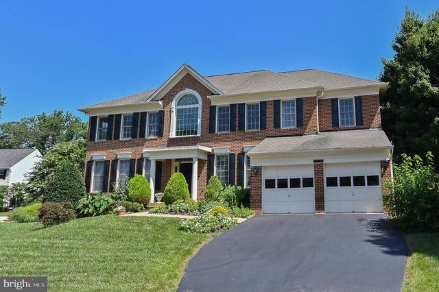 9410 Englefield Court, FAIRFAX STATION, VA 22039 (#VAFX1145930) :: Arlington Realty, Inc.