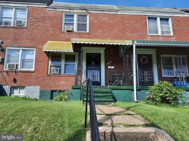 2460 Terra Firma Road, BALTIMORE, MD 21225 (#MDBA519278) :: Blackwell Real Estate