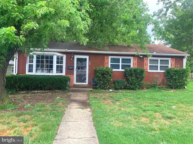 1012 Stratwood Avenue, OXON HILL, MD 20745 (#MDPG576520) :: Blackwell Real Estate