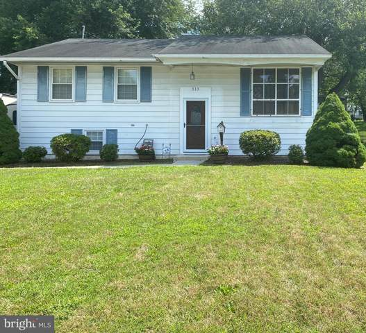 313 Estate Road, REISTERSTOWN, MD 21136 (#MDBC502010) :: Jacobs & Co. Real Estate