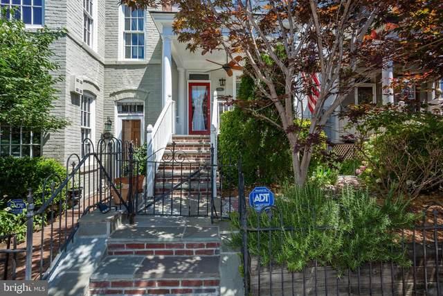 514 F Street NE, WASHINGTON, DC 20002 (#DCDC480464) :: Pearson Smith Realty