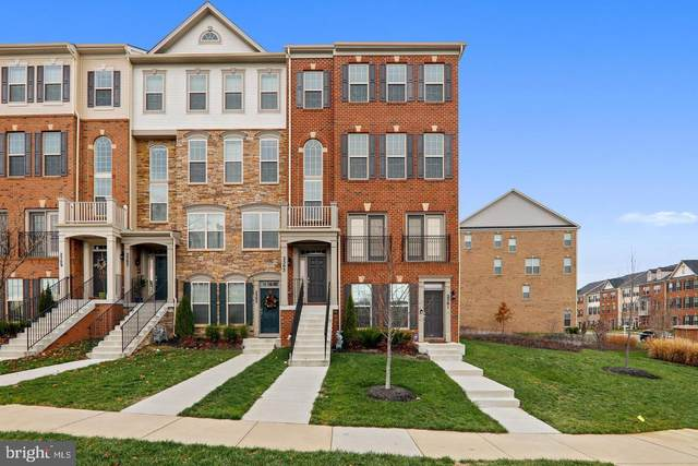 2503 Campus Way N, LANHAM, MD 20706 (#MDPG576528) :: AJ Team Realty