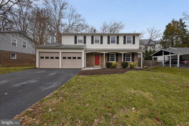 9706 Aspen Hollow Way, FAIRFAX, VA 22032 (#VAFX1145980) :: Pearson Smith Realty