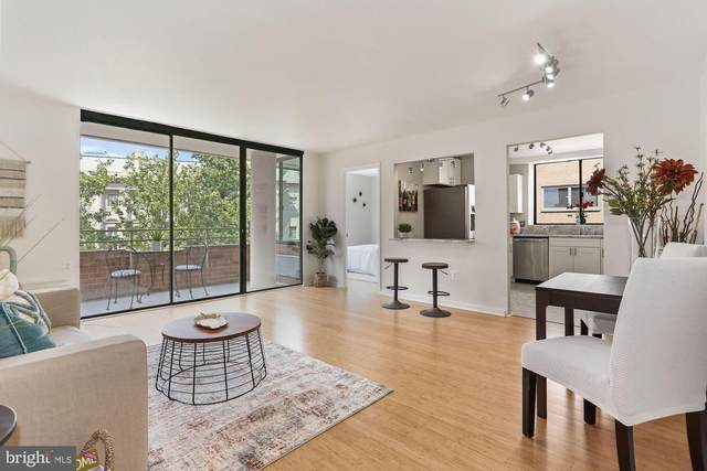 2141 P Street NW #608, WASHINGTON, DC 20037 (#DCDC480490) :: Crossman & Co. Real Estate