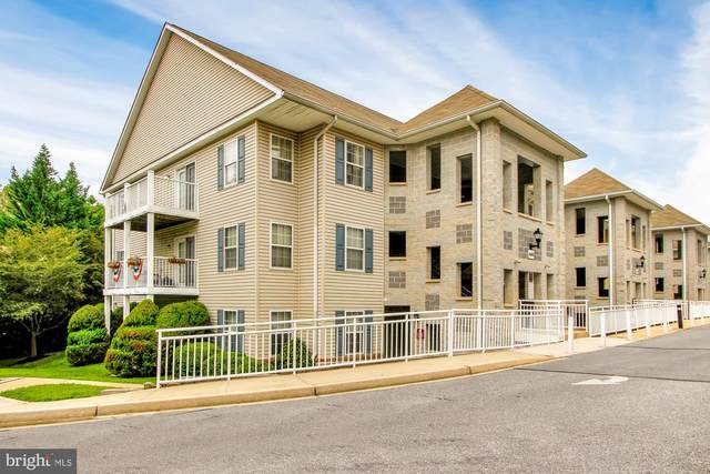 4460 Woodsman Drive #311, HAMPSTEAD, MD 21074 (#MDCR198606) :: The Bob & Ronna Group