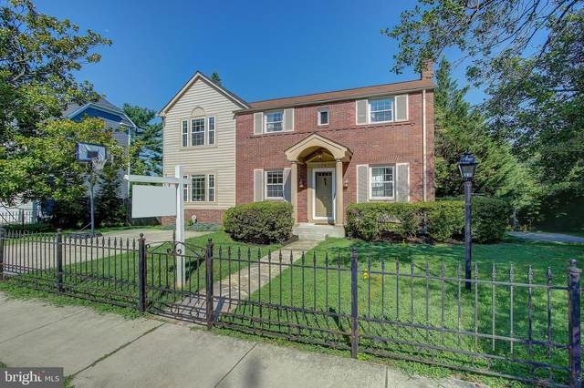 5242 Baltimore Avenue, BETHESDA, MD 20816 (#MDMC719456) :: Advance Realty Bel Air, Inc