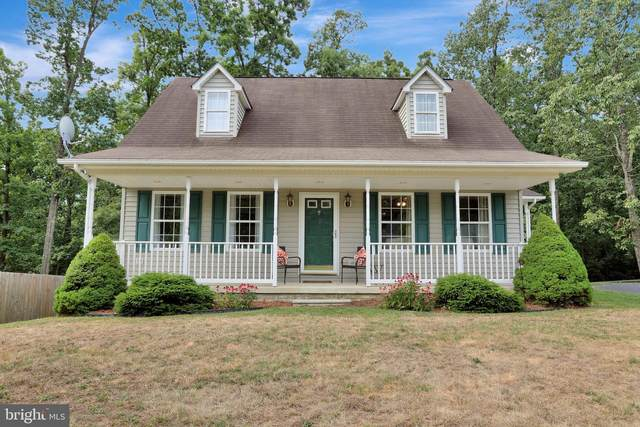 84 Scarlet Oak Drive, MARTINSBURG, WV 25405 (#WVBE179224) :: RE/MAX 1st Realty