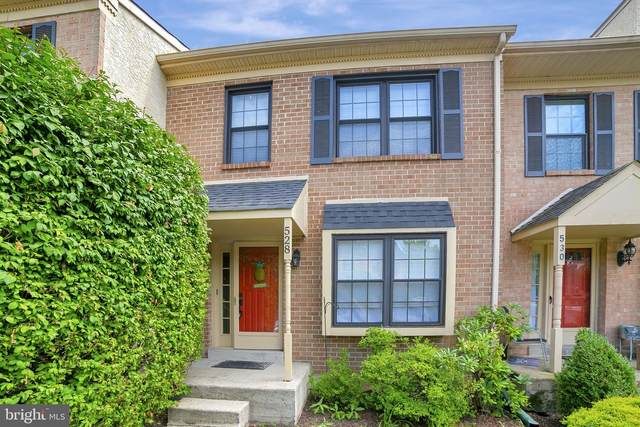 528 Waller Way, NORRISTOWN, PA 19403 (#PAMC658898) :: ExecuHome Realty