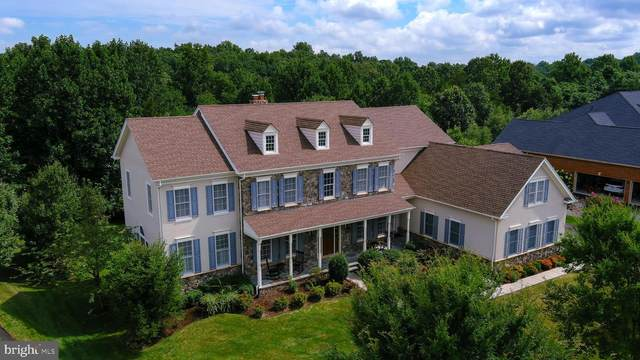 5334 Chaffins Farm Court, HAYMARKET, VA 20169 (#VAPW501374) :: John Lesniewski | RE/MAX United Real Estate