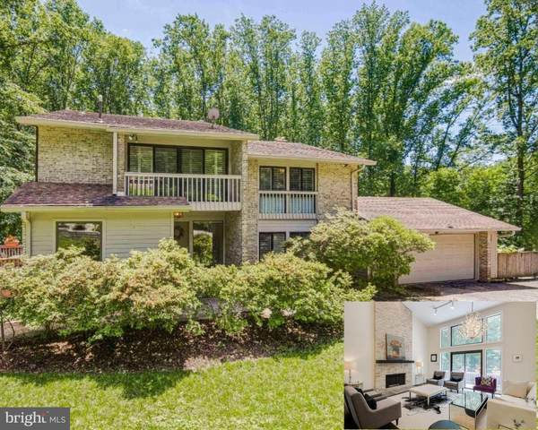 8513 Carlynn Drive, BETHESDA, MD 20817 (#MDMC719466) :: Blackwell Real Estate