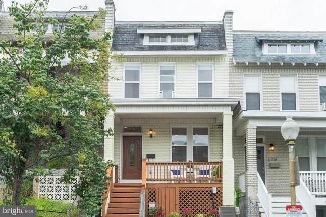316 Todd Place NE, WASHINGTON, DC 20002 (#DCDC480530) :: Crossman & Co. Real Estate