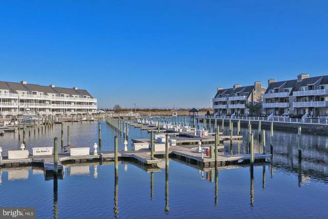 103 Harbour Cove, SOMERS POINT, NJ 08244 (MLS #NJAC114416) :: The Dekanski Home Selling Team