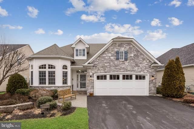 21 San Marco Street, PRINCETON JUNCTION, NJ 08550 (#NJME299688) :: John Smith Real Estate Group