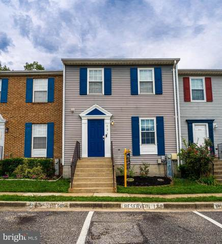 528 Imperial Square, ODENTON, MD 21113 (#MDAA442384) :: McClain-Williamson Realty, LLC.