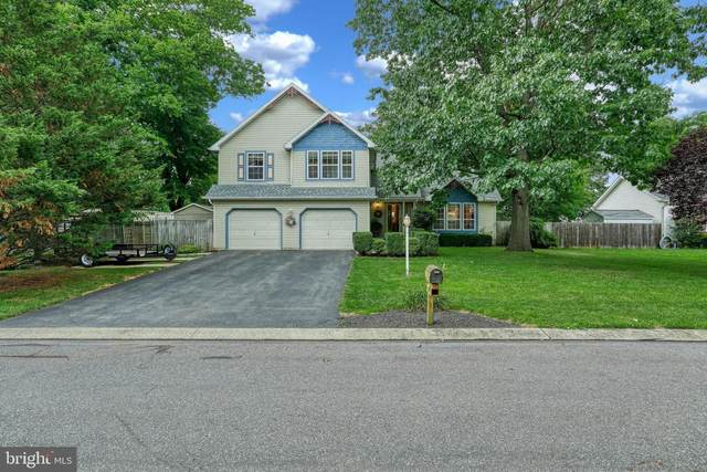 17 N Ben Hogan Drive, ETTERS, PA 17319 (#PAYK142778) :: Iron Valley Real Estate