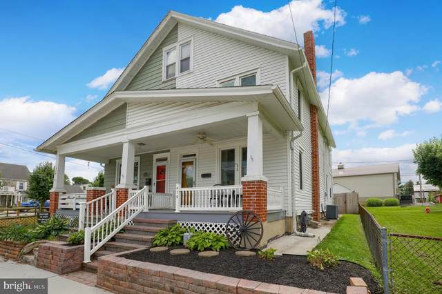 410 W Maple Street, DALLASTOWN, PA 17313 (#PAYK142780) :: The Heather Neidlinger Team With Berkshire Hathaway HomeServices Homesale Realty