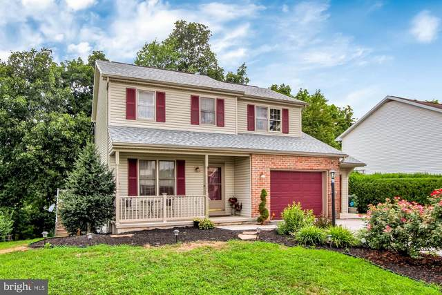 2945 Village Square Drive, DOVER, PA 17315 (#PAYK142784) :: Iron Valley Real Estate