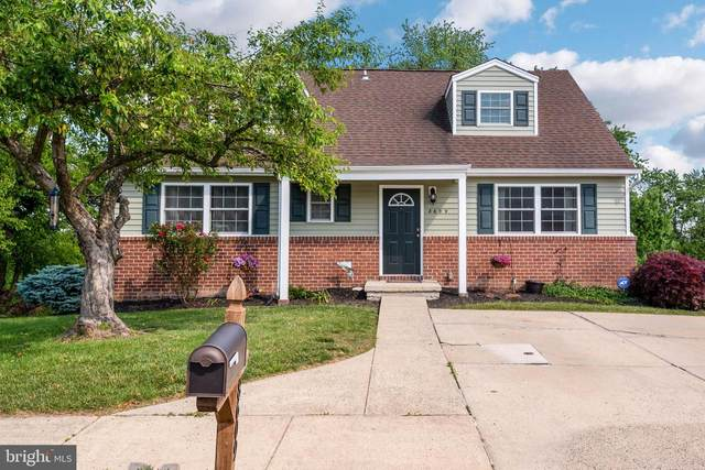 8609 Jessica Lane, PERRY HALL, MD 21128 (#MDBC502094) :: Bob Lucido Team of Keller Williams Integrity