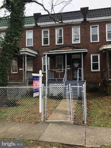 3707 Arcadia Avenue, BALTIMORE, MD 21215 (#MDBA519340) :: The Gus Anthony Team