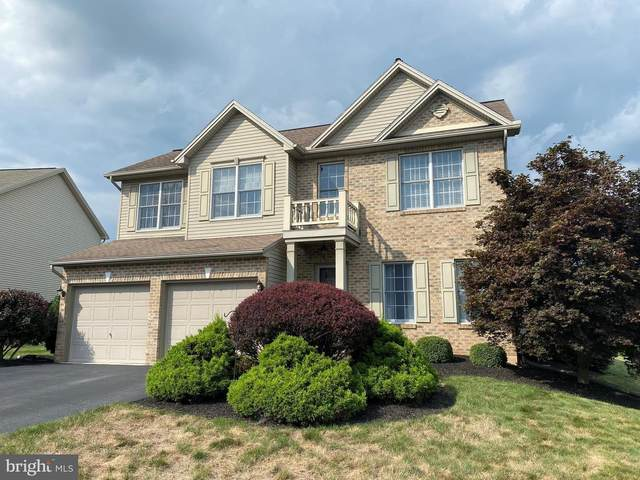 116 Jacobs Creek Drive, HERSHEY, PA 17033 (#PADA124184) :: TeamPete Realty Services, Inc