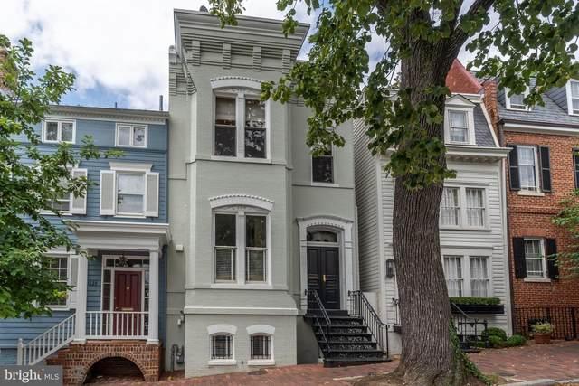 1230 30TH Street NW, WASHINGTON, DC 20007 (#DCDC480614) :: Crossman & Co. Real Estate