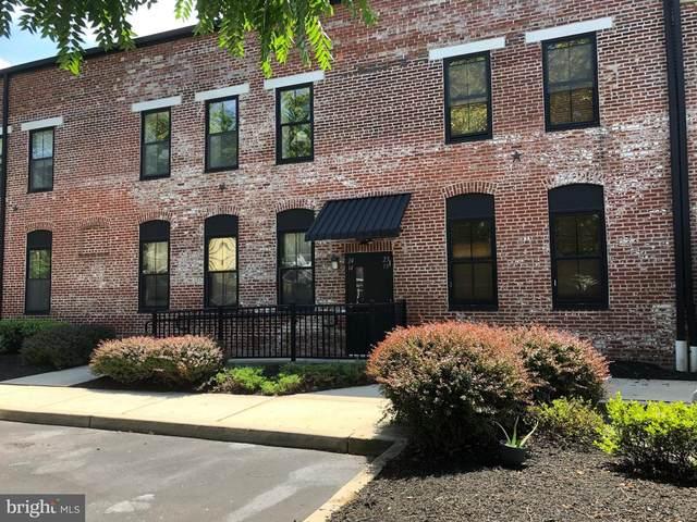 20 Swan Street A14, TRENTON, NJ 08611 (MLS #NJME299702) :: The Dekanski Home Selling Team
