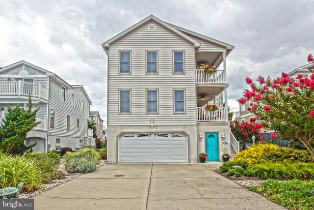 306 W Cape Shores Drive, LEWES, DE 19958 (#DESU166104) :: John Lesniewski | RE/MAX United Real Estate