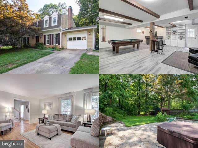 5018 Gadsen Drive, FAIRFAX, VA 22032 (#VAFX1146112) :: Debbie Dogrul Associates - Long and Foster Real Estate