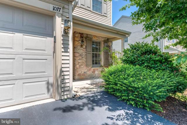 1077 Pebble Court, MECHANICSBURG, PA 17050 (#PACB126448) :: The Joy Daniels Real Estate Group