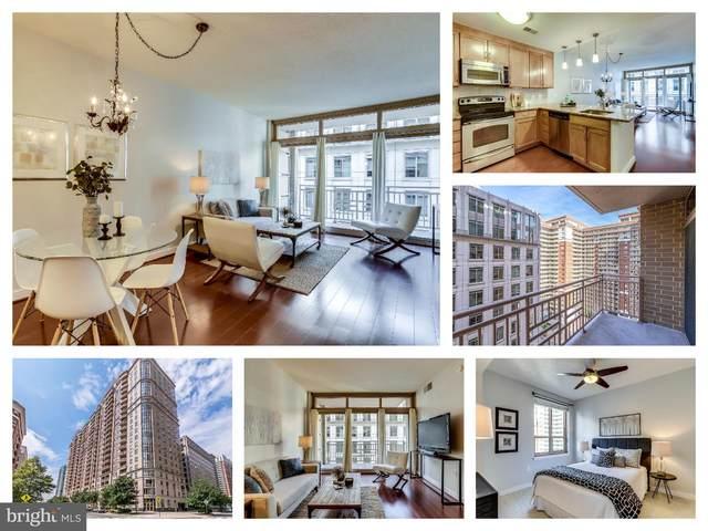 888 N Quincy Street #1305, ARLINGTON, VA 22203 (#VAAR167254) :: Debbie Dogrul Associates - Long and Foster Real Estate