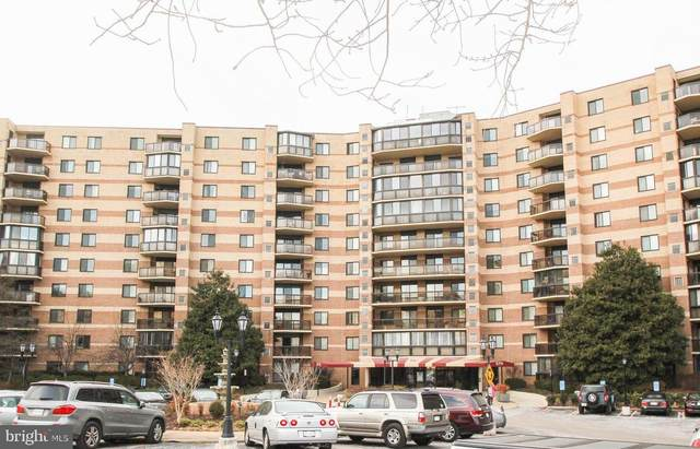 8370 Greensboro Drive #122, MCLEAN, VA 22102 (#VAFX1146134) :: The Licata Group/Keller Williams Realty